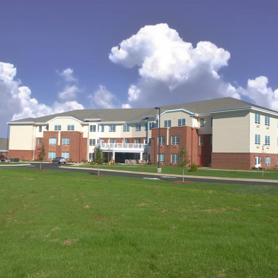 Construction Administration of Senior Living Facility in Bowling Green